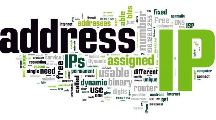 Địa chỉ IP trong VPS